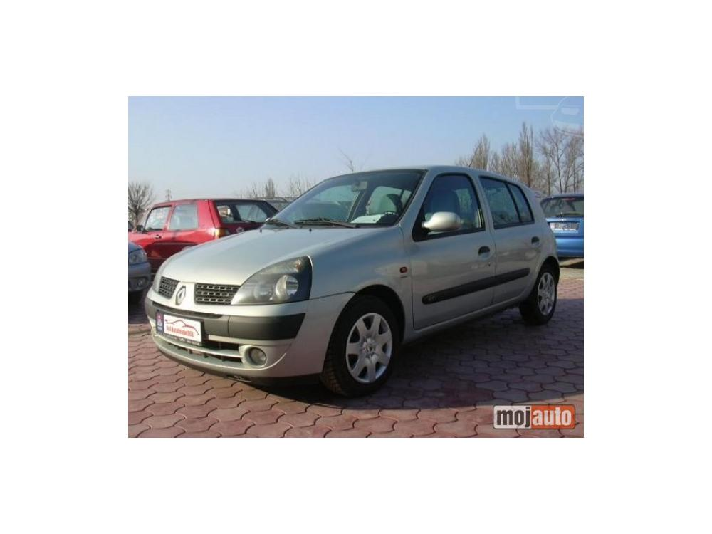 Prodám Renault Clio dci