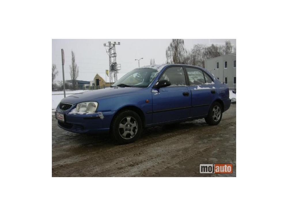 Prodám Hyundai Accent