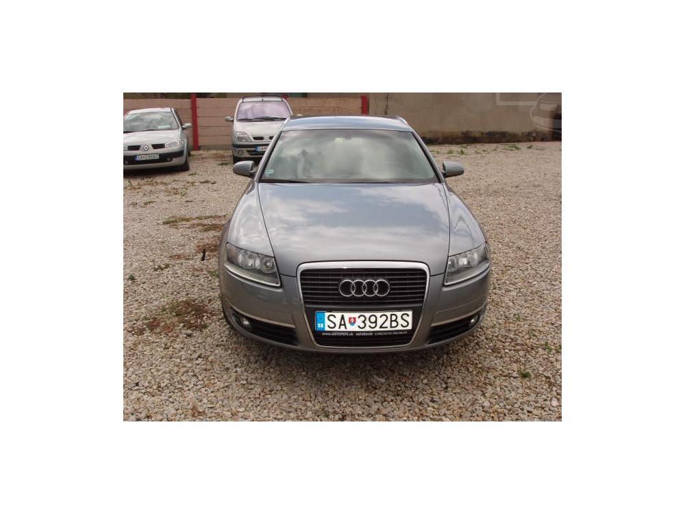 Prodám Audi A6 Avant