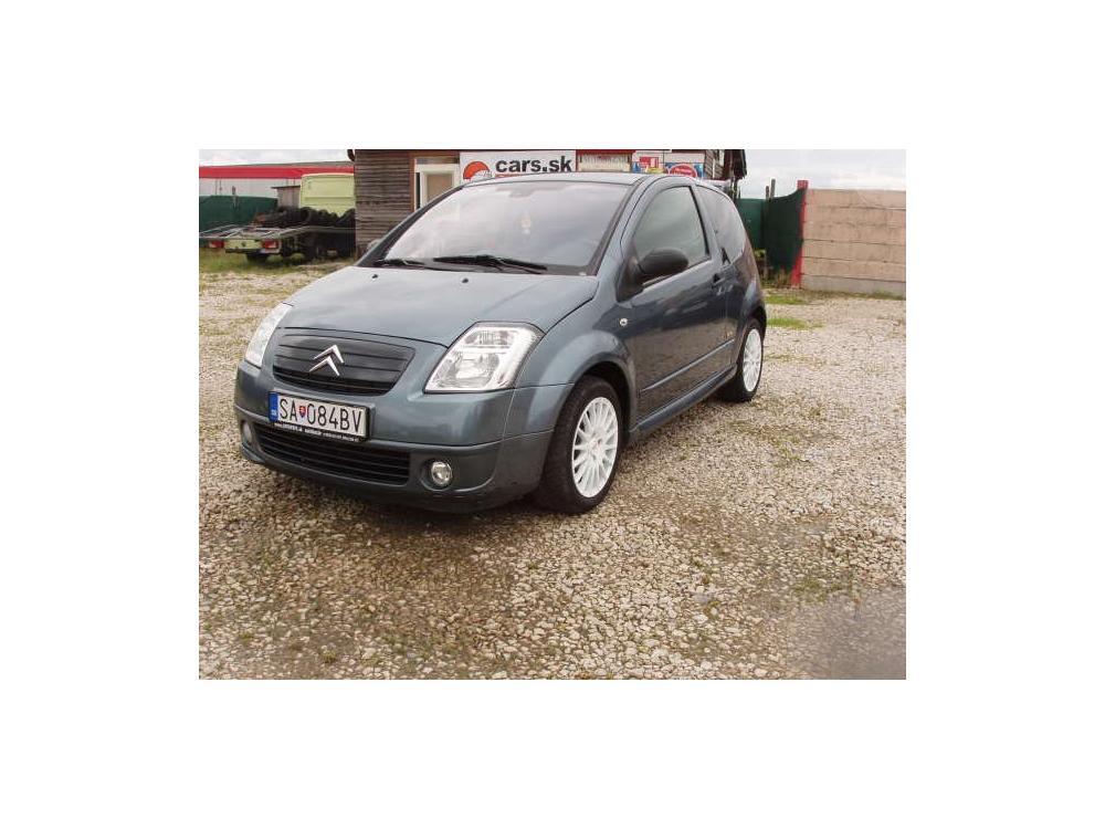 Prodám Citroën C2 1,4 VTR