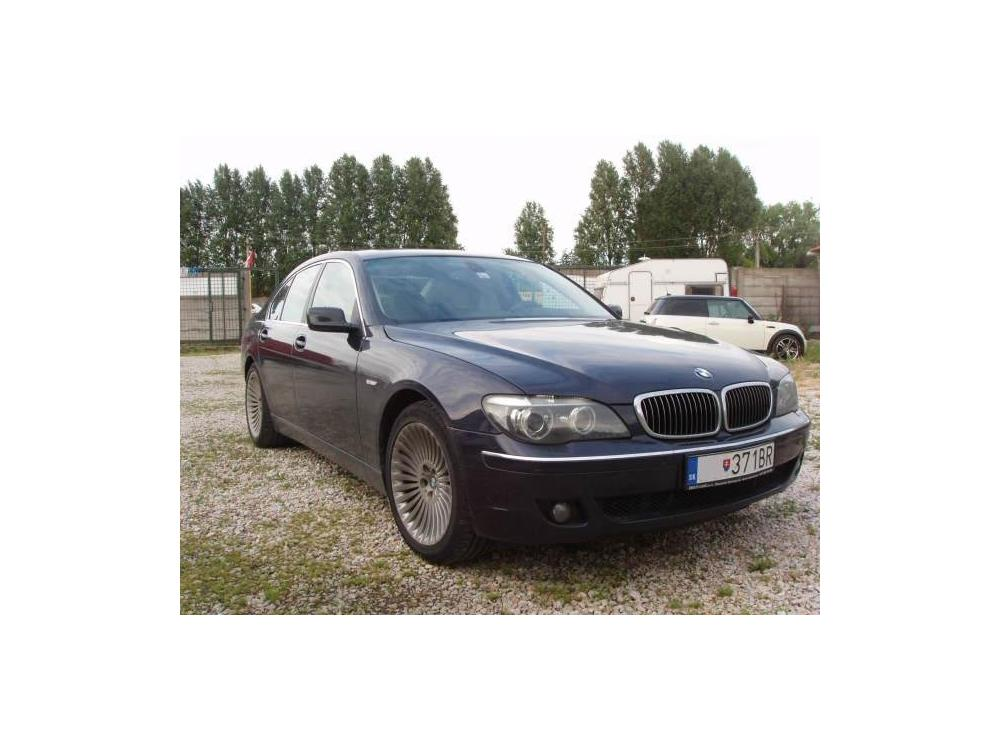 Prodám BMW 730 3,0D