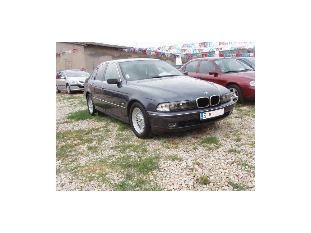 Prodám BMW 525 2,5 TDS