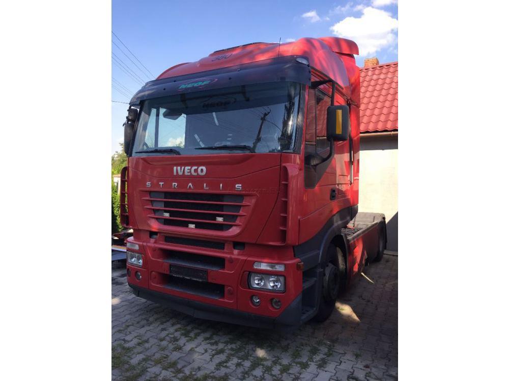 Prodám Iveco Stralis 440 S 43 T