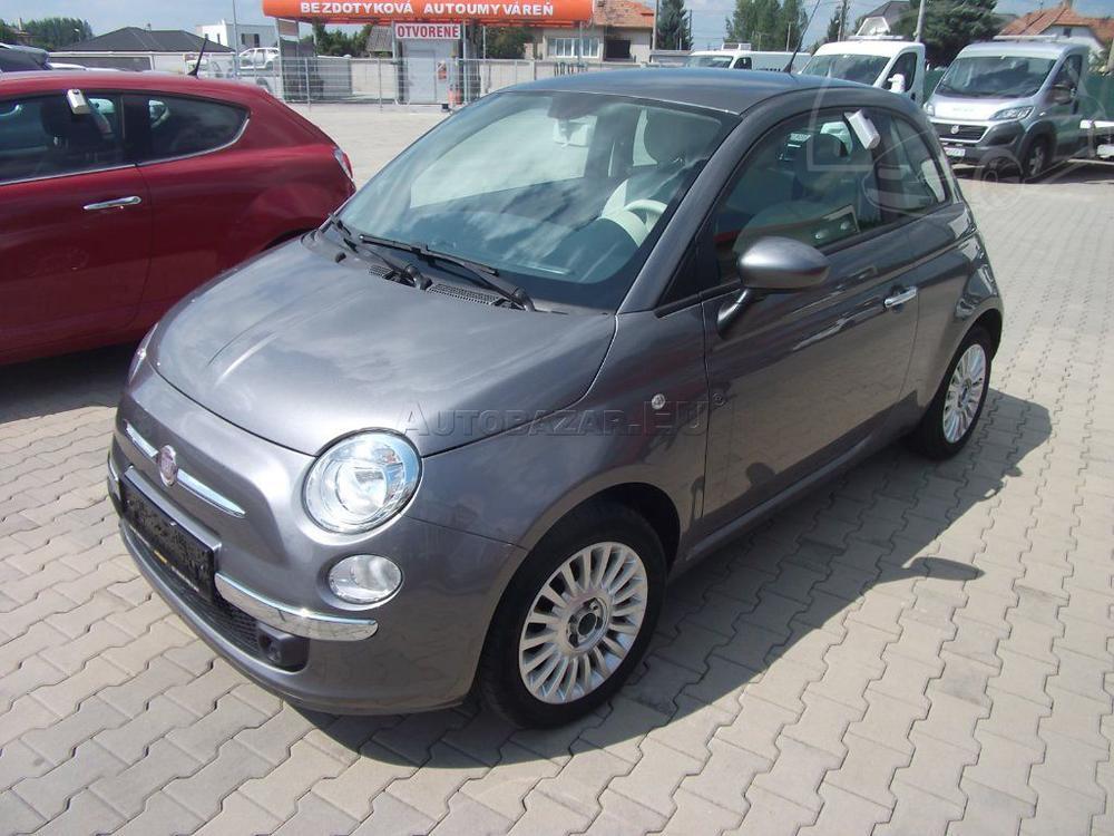 Prodám Fiat 500 1.2 Naked