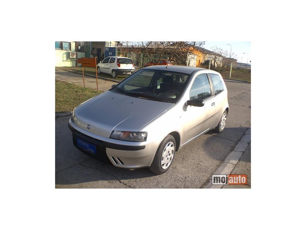 Prodám Fiat Punto 1.2 ELX