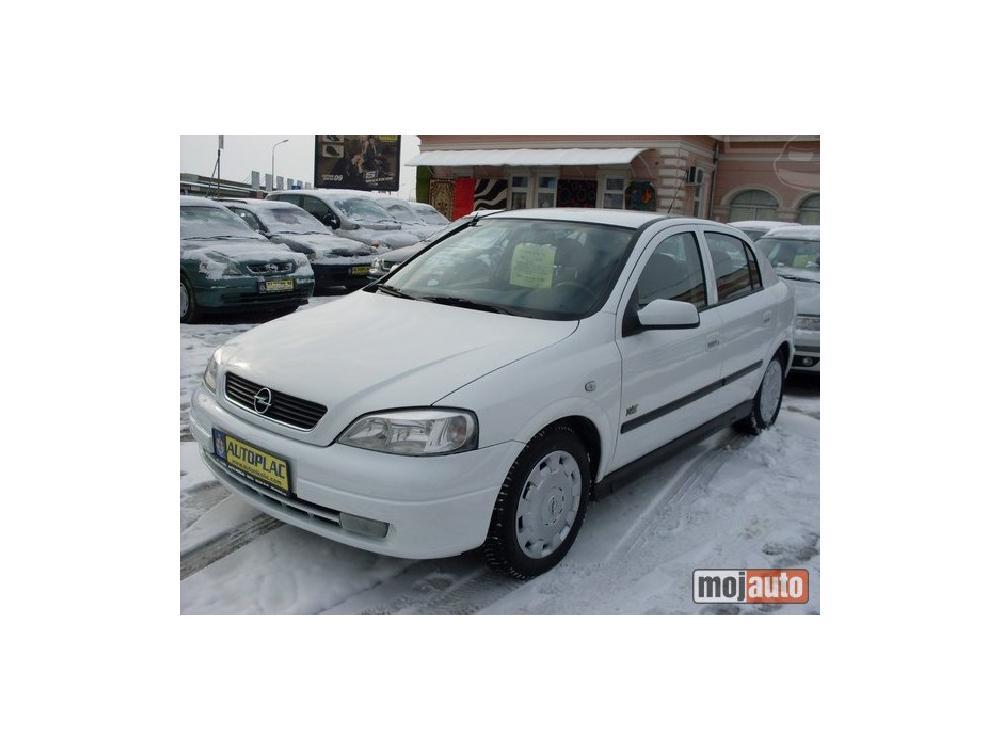 Prodám Opel Astra 463 1.6 16v