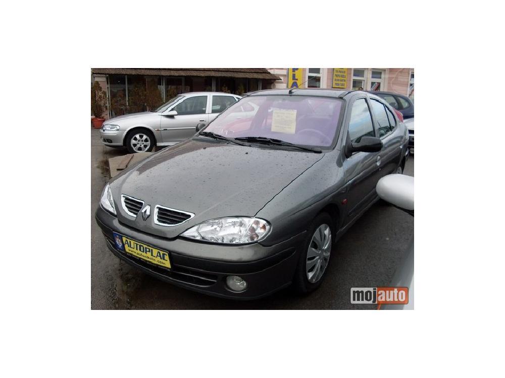 Prodám Renault Megane 456  1.4  16V