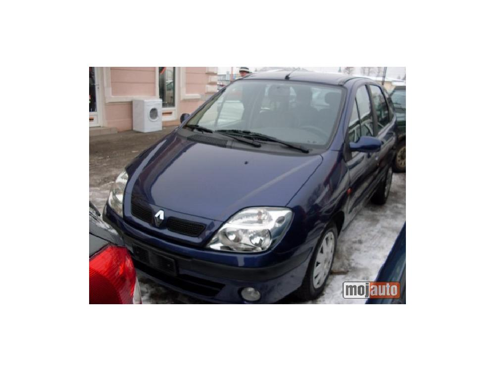 Prodám Renault Scenic 447  1.9 dci