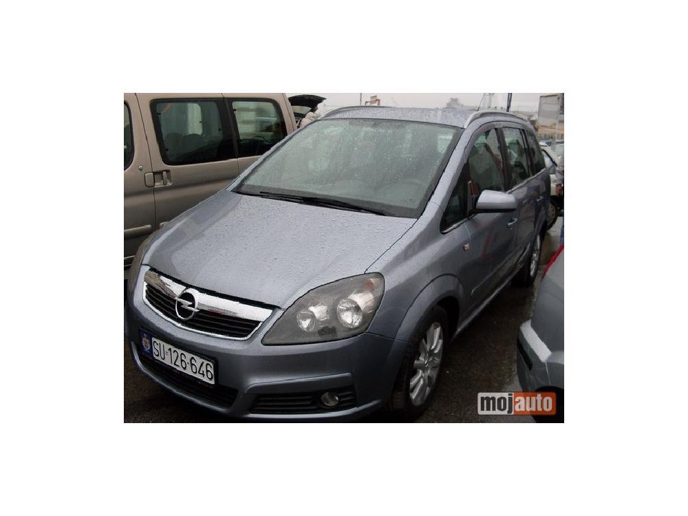 Prodám Opel Zafira 425 1.9 CDTI
