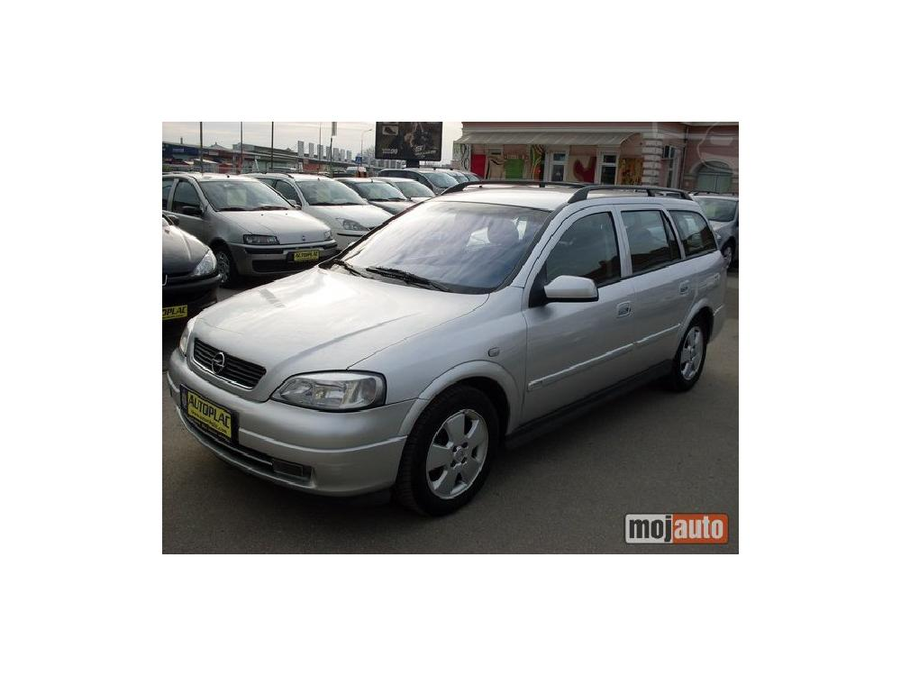 Prodám Opel Astra 424 1.6 16v