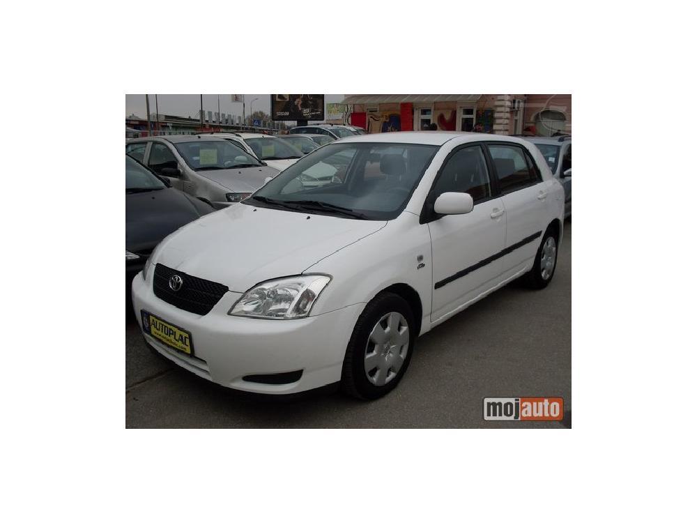 Prodám Toyota Corolla 410 2.0 D-4D