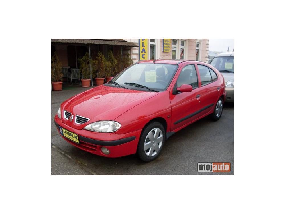 Prod�m Renault Megane 402 1.9 DTI