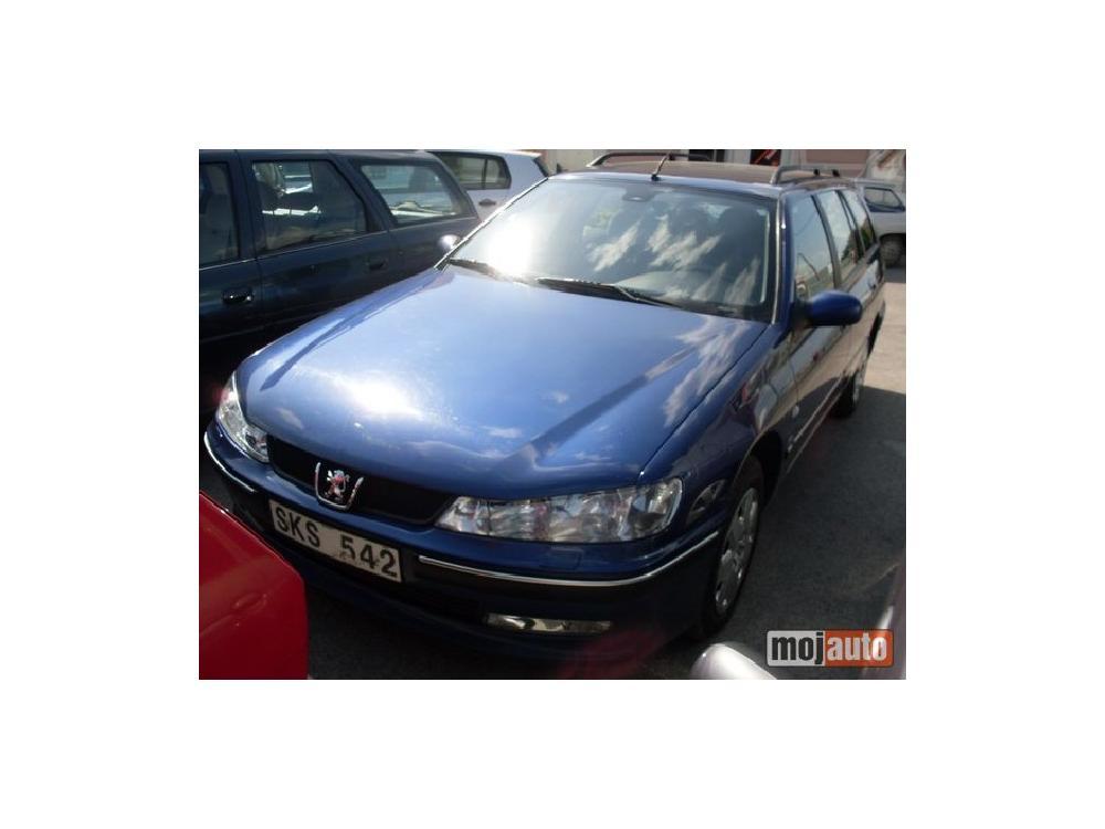 Prodám Peugeot 406 318 2.0 HDI
