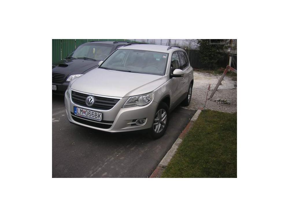 Prodám Volkswagen Tiguan 2,0 TDI 140 PS 4x4