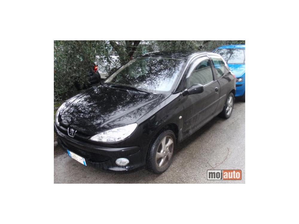 Prodám Peugeot 206 2.0 hdi XS