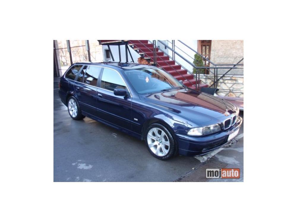 Prodám BMW 525 I