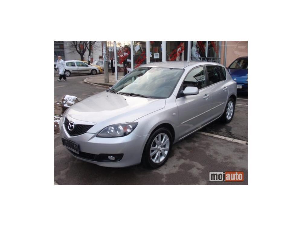 Prodám Mazda 3 1.6td