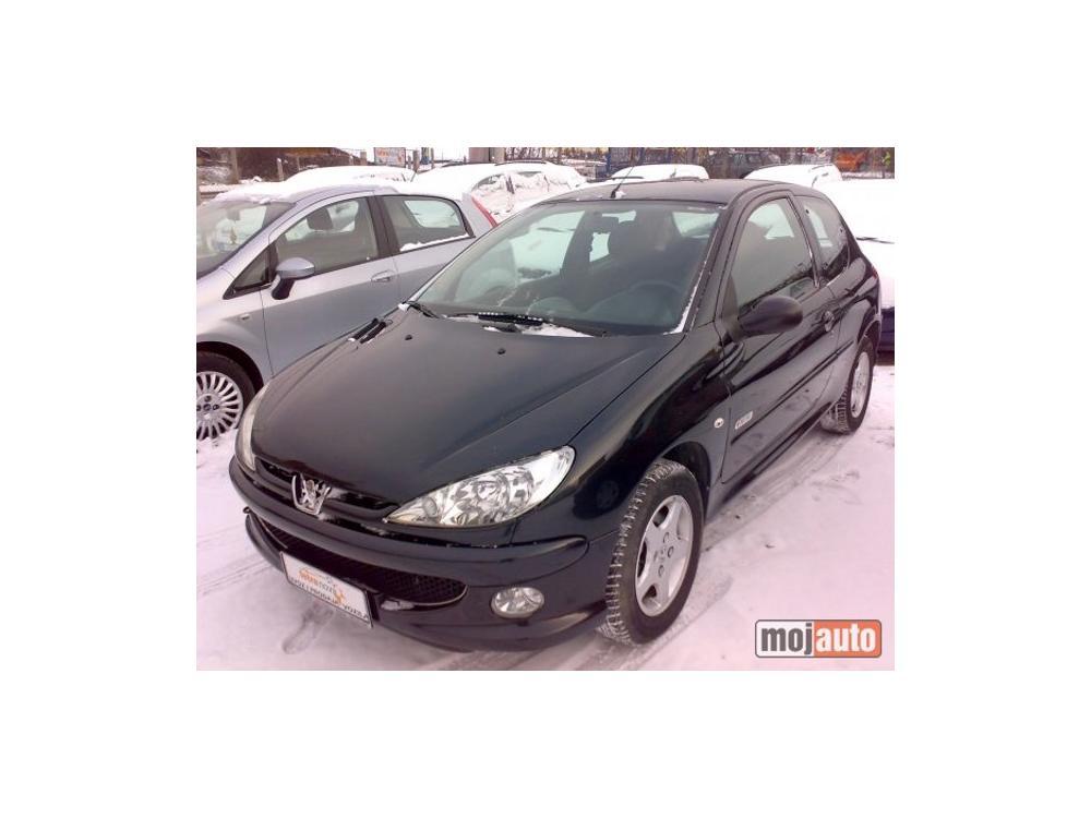 Prodám Peugeot 206 1.4 xs
