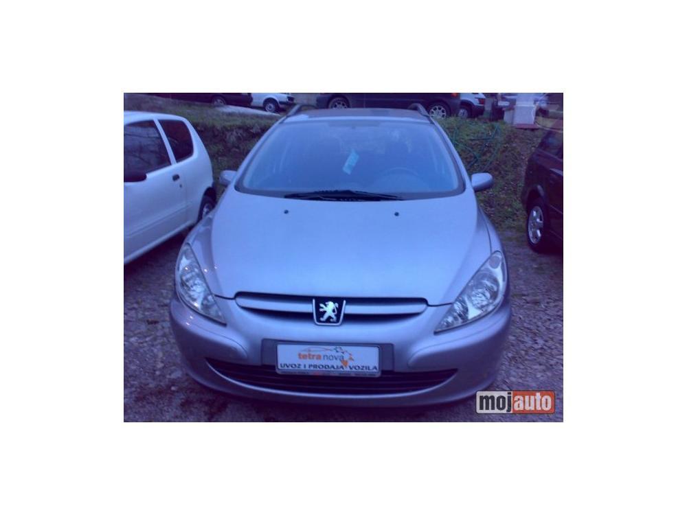 Prodám Peugeot 307 1.6 HDI  EURO 4