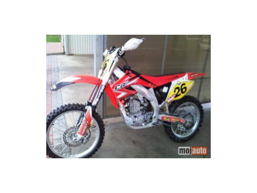 Prodám Honda CRF 450