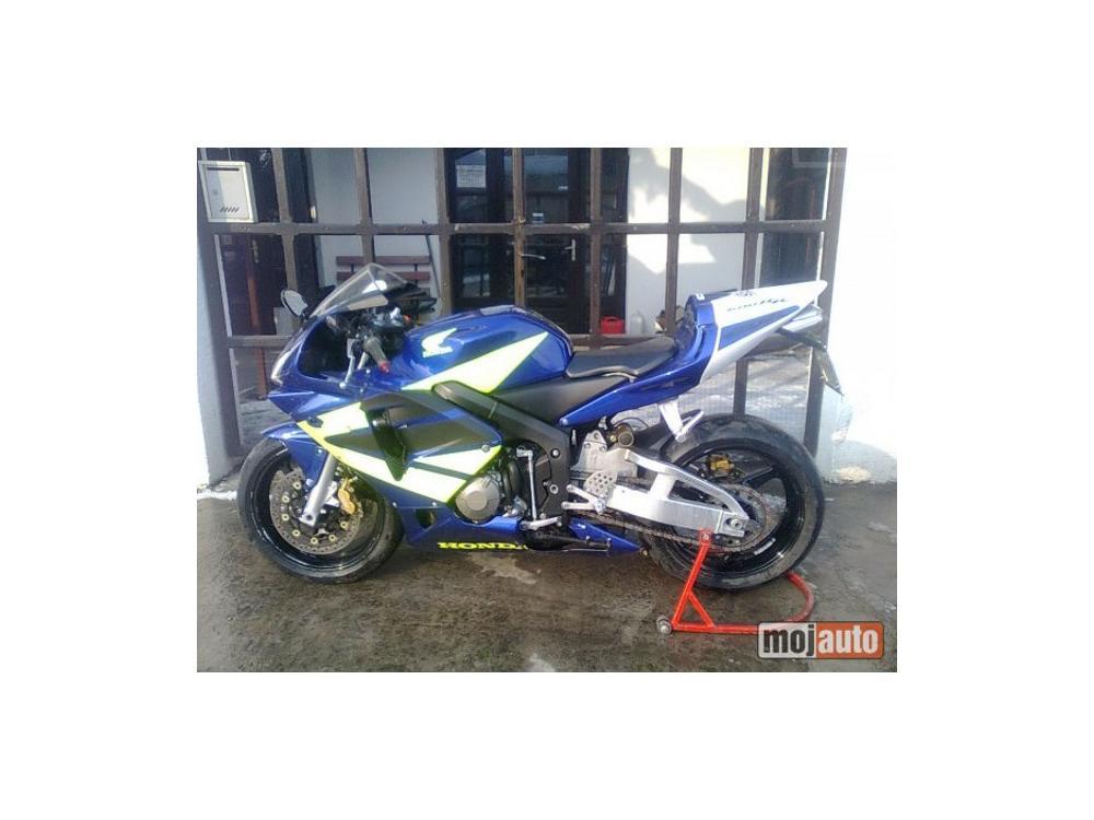 Prodám Honda CBR 600 rr
