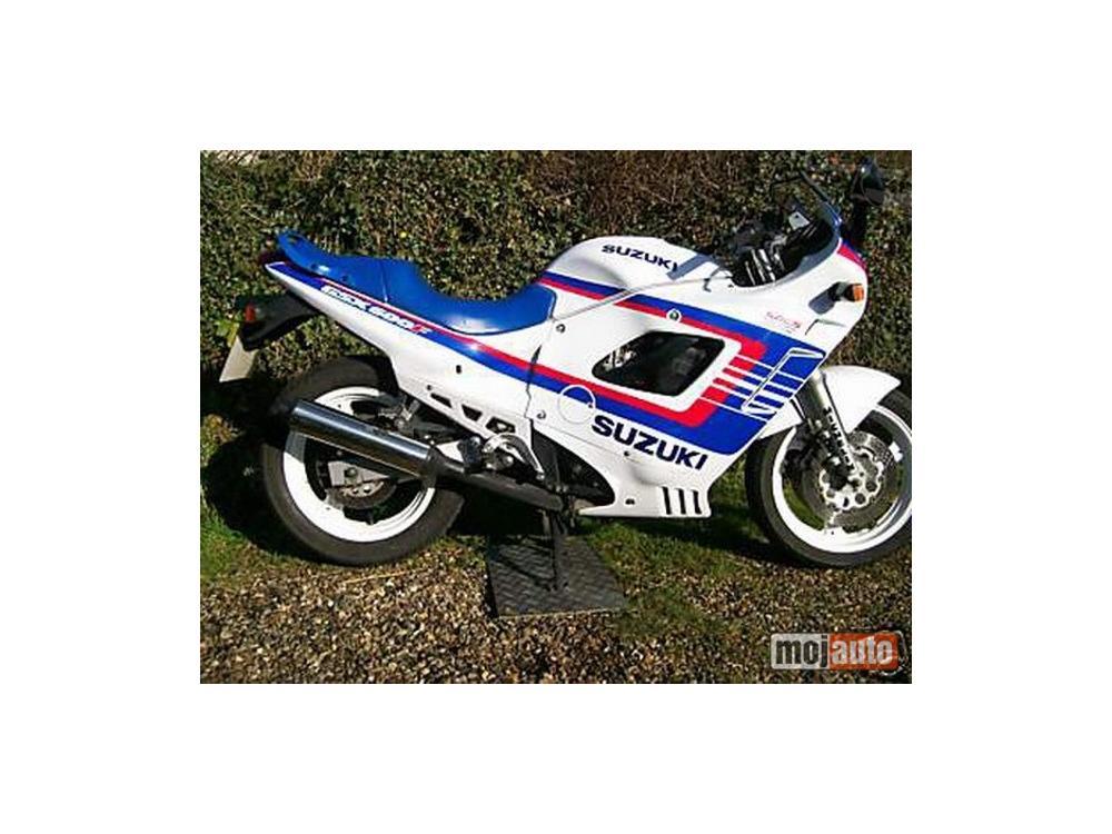 Prodám Suzuki Gsx 600 f