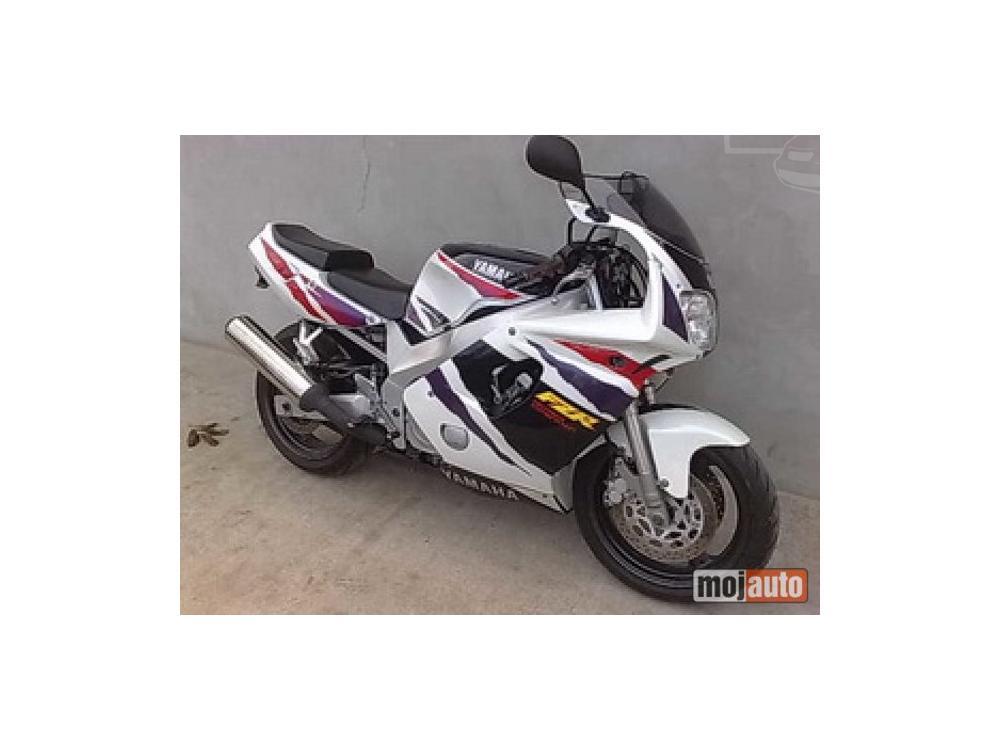 Prodám Yamaha FZ r 600