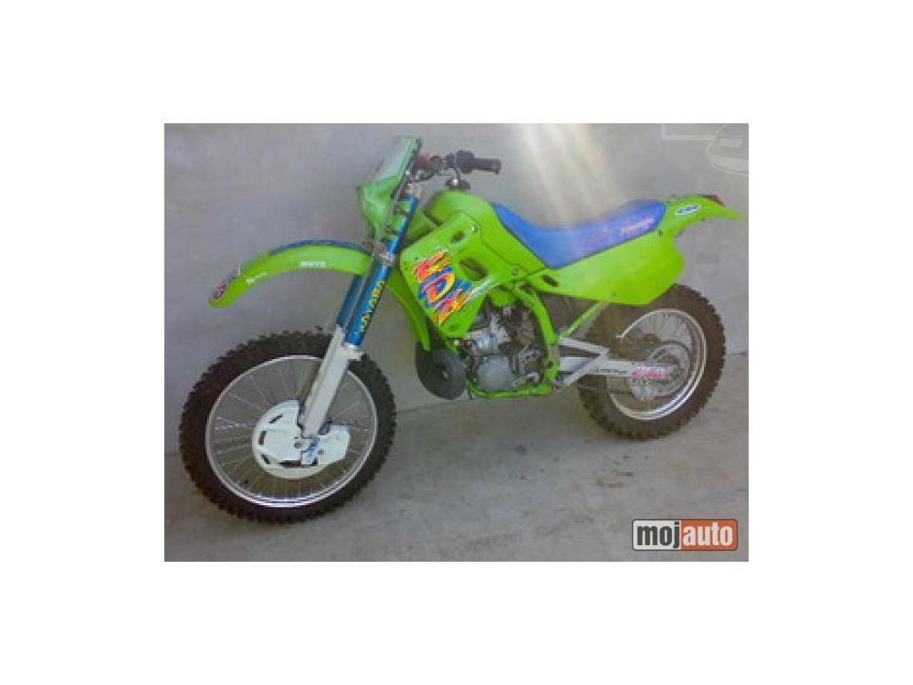 Prodám Kawasaki Kdx 250