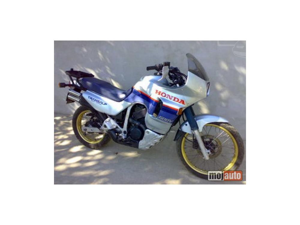 Prodám Honda Transalp 600
