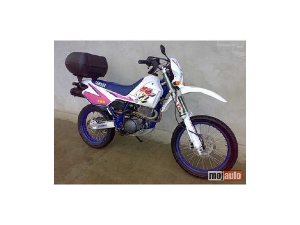 Prodám Yamaha Tt 600