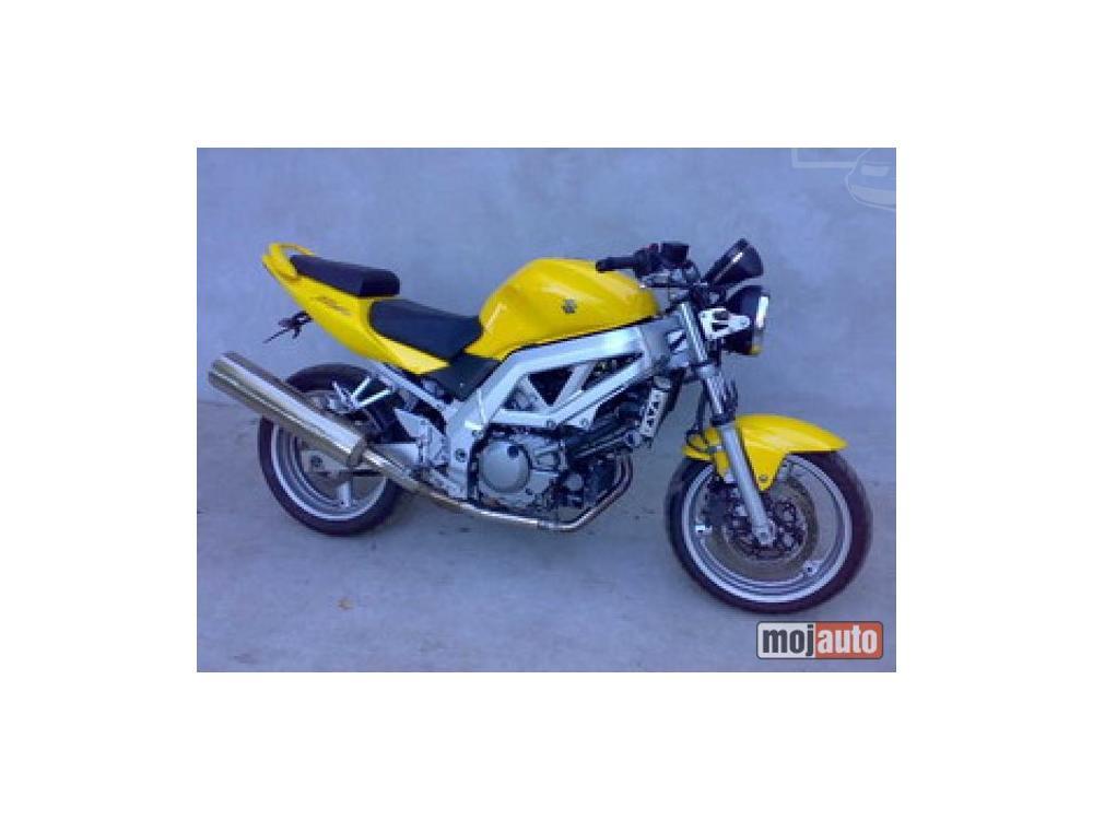 Prodám Suzuki Sv 650