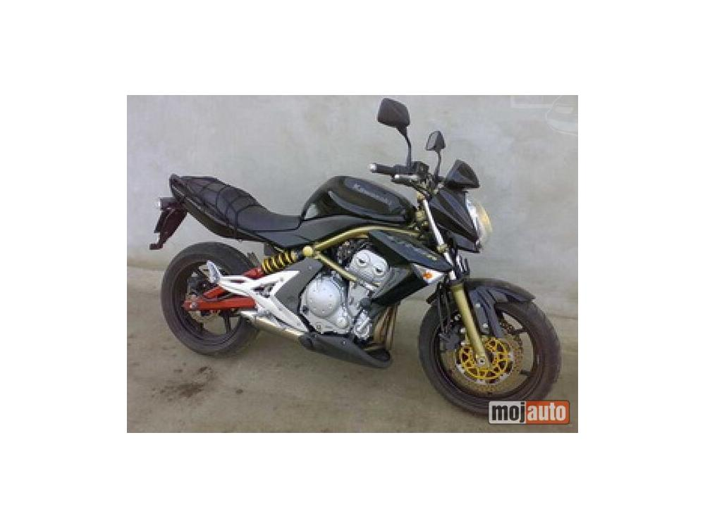 Prodám Kawasaki ER 6 n