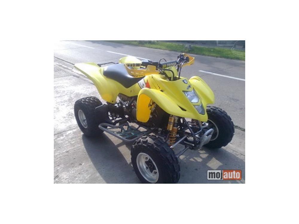 Prodám Suzuki Ltz 400 quad