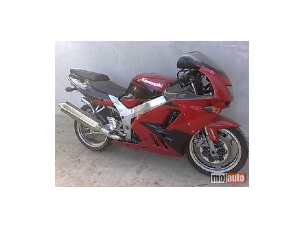 Prodám Kawasaki ZX 9r
