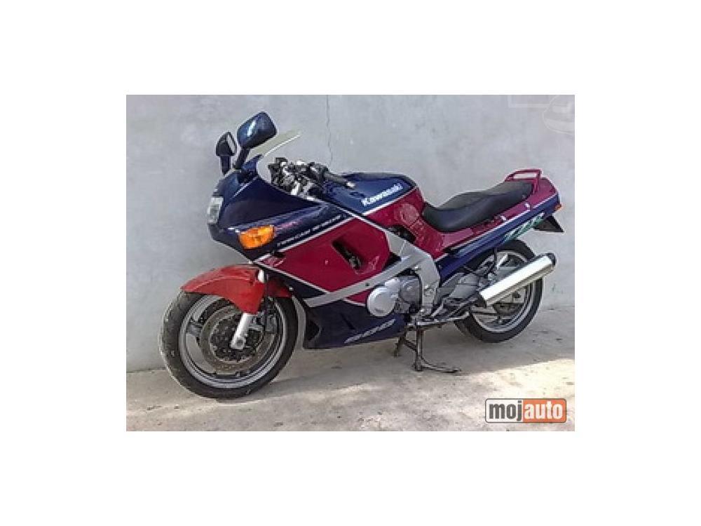Prodám Kawasaki Zzr 600