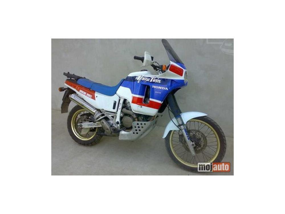 Prodám Honda Africa twin 650