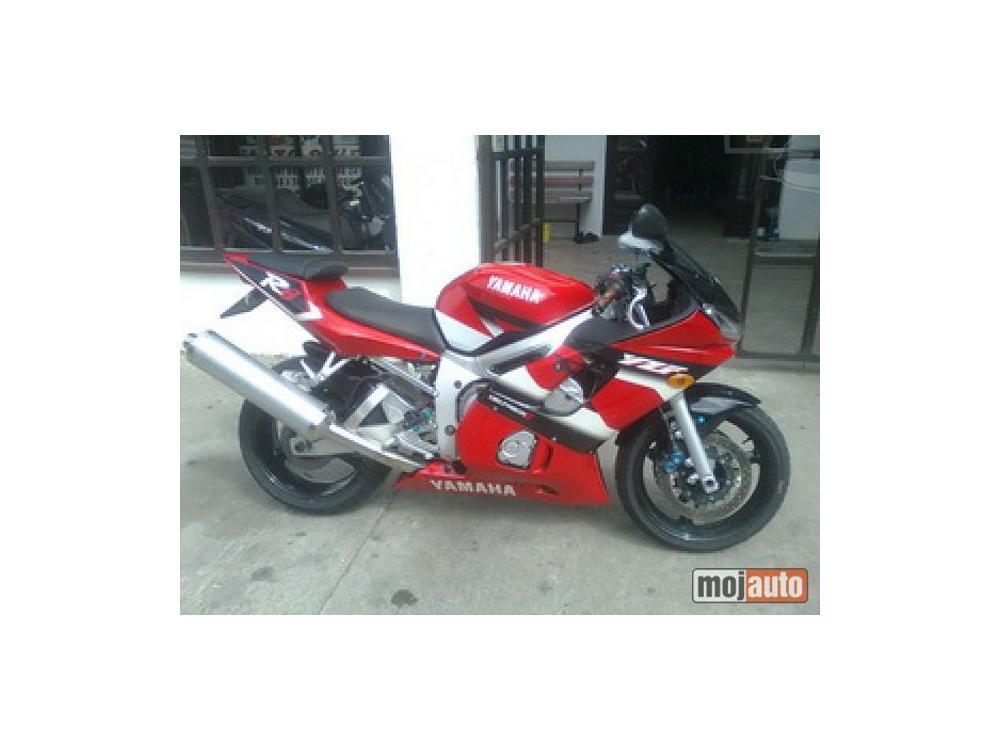 Prodám Yamaha R6
