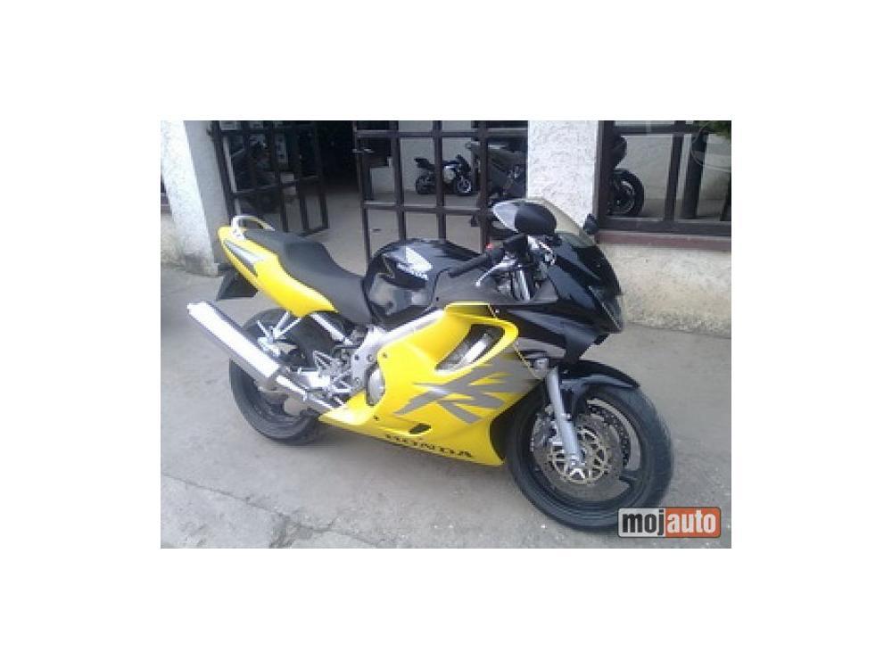 Prodám Honda CBR 600 f