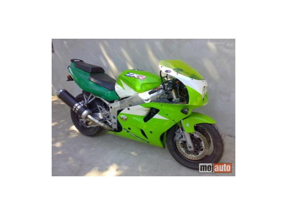 Prodám Kawasaki ZXR 750