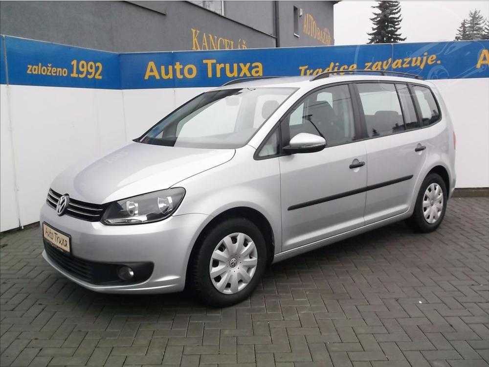 Prodám Volkswagen Touran 1.6 TDi BMT 7míst TRENDLINE