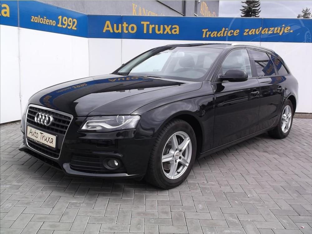 Prodám Audi A4 Avant 1.8 TFSi 118kW 1.majitel