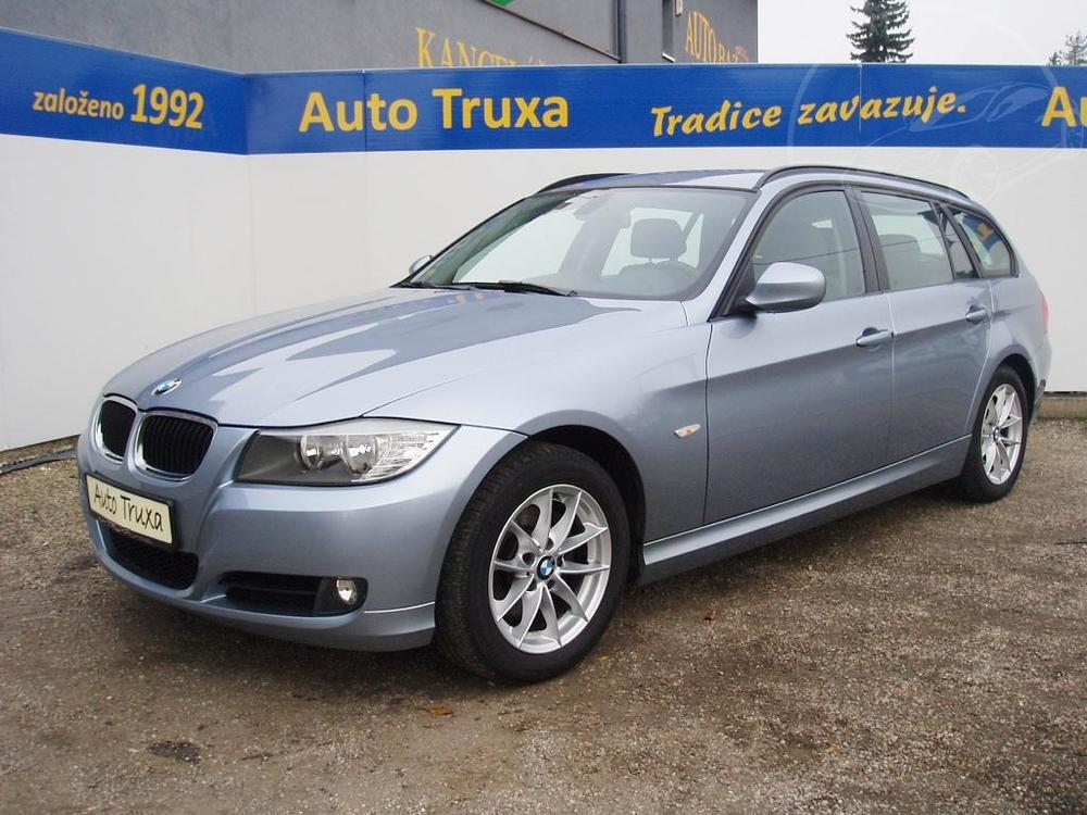 Prodám BMW 3 Touring 316d 85kW NAVIGACE