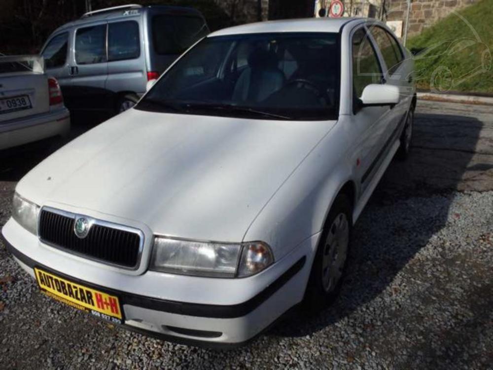 Prodám Škoda Octavia 1,6i,aut.AC,74KW