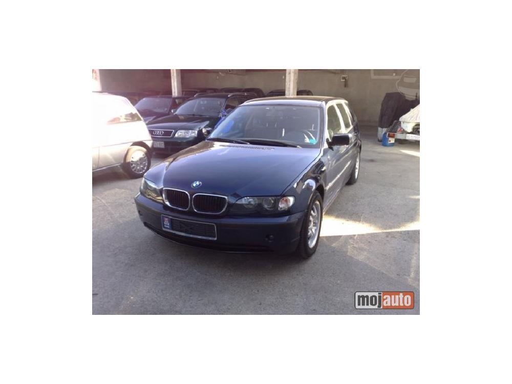 Prodám BMW 320 2.0 AUTOMATIK