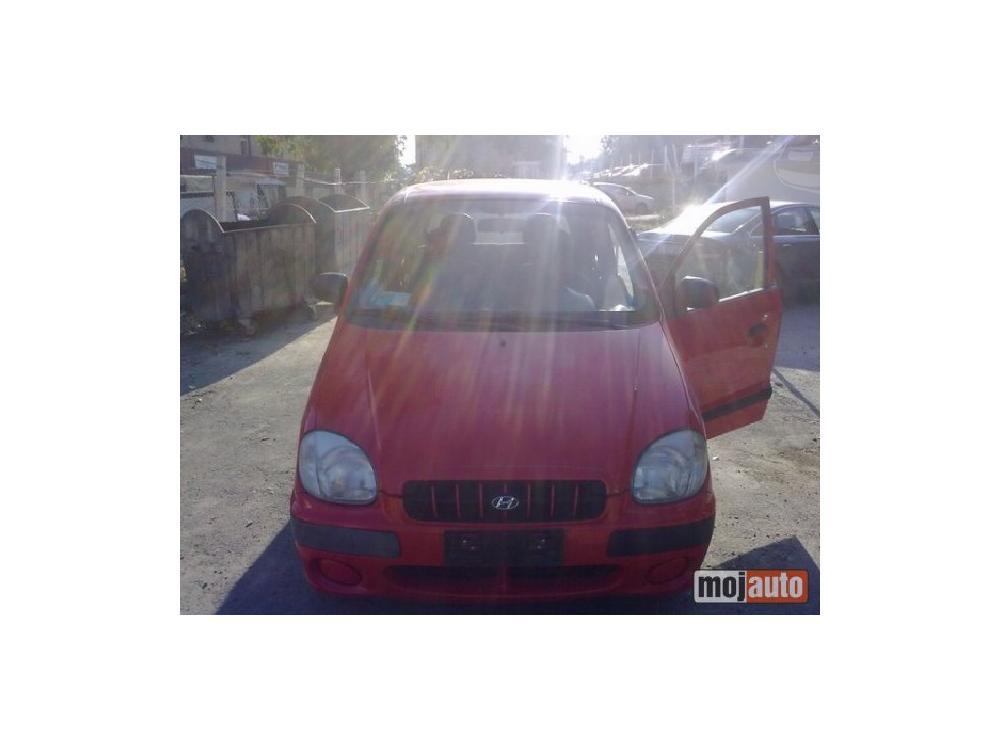 Prodám Hyundai Atos 1.0b