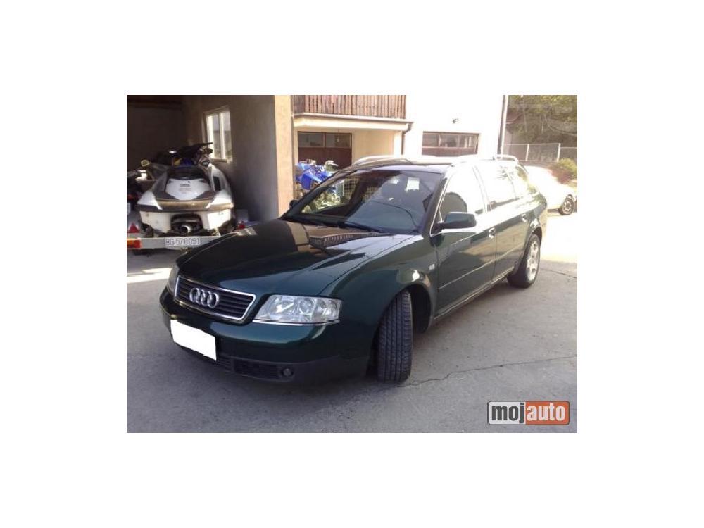 Prodám Audi A6 1.9tdi