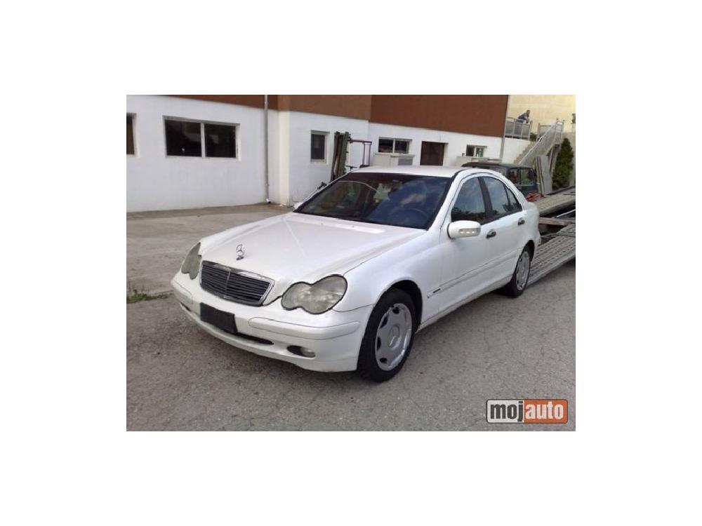 Prodám Mercedes-Benz C 220 2.2 CDI