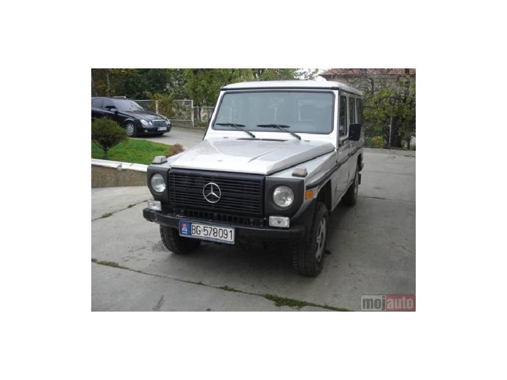 Prod�m Mercedes-Benz G