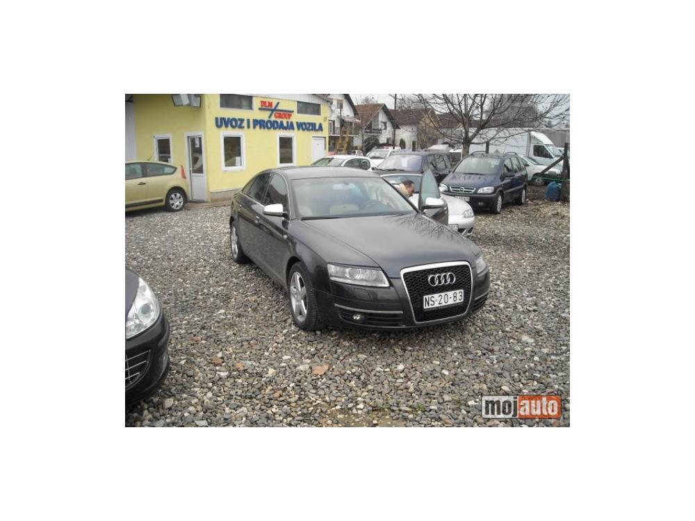 Prodám Audi A6 3.0tdi quattro