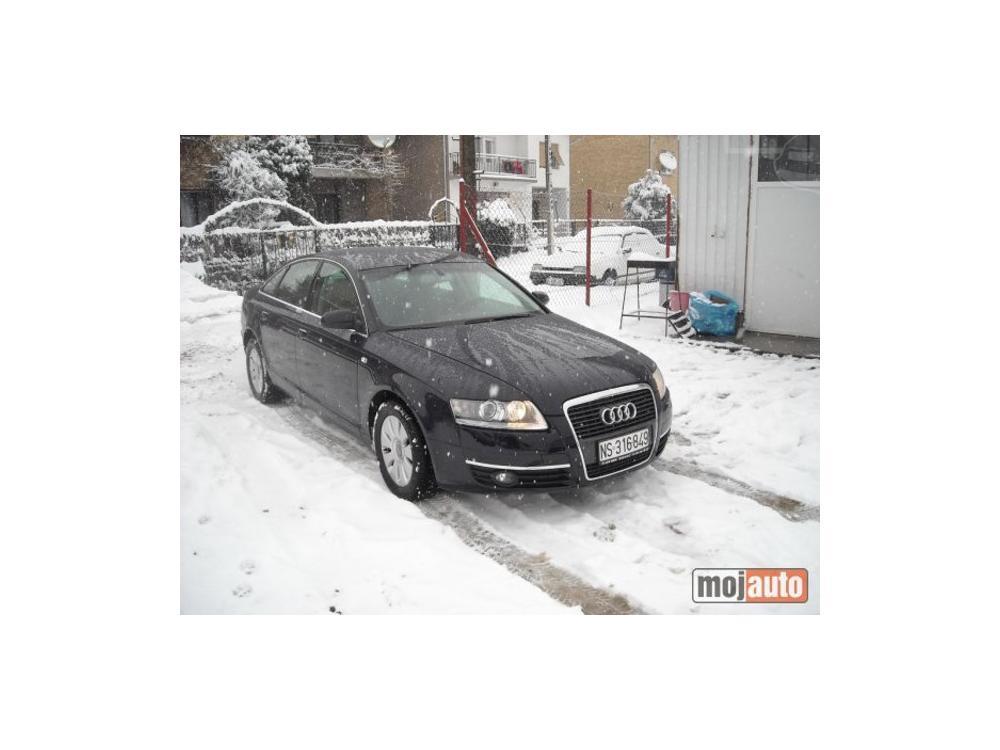 Prodám Audi A6 2.0tdi